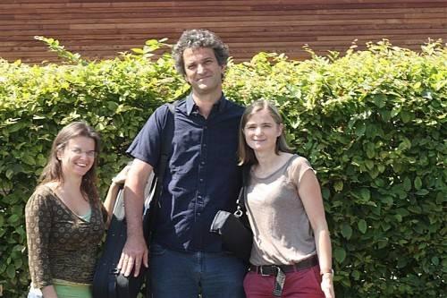 Claudia Christa, Klaus Christa und Ursula Fatton konzertieren in Hittisau und Feldkirch. foto: privat