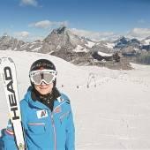 Clemens Dorner steht wieder auf den Skiern