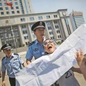 Proteste in China vor Beginn des Prozesses gegen Bo Xilai