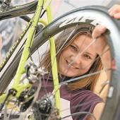 Eurobike Die neuesten Fahrrad-Trends /A5