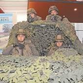 65. Herbstmesse lässt die Panzer auffahren