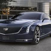 Cadillac zeigt Elmiraj Concept