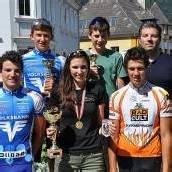 Gold und Bronze bei den Rad-Titelkämpfen