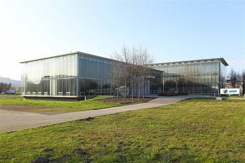 Das neue Europa-Headquarter des brasilianischen Zellstoff-Weltmarktführers Fibria in Lustenau wird am Donnerstag eröffnet. Foto:VN/Hofmeister