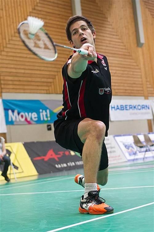 David Obernosterer ist Nummer 67 in der Weltrangliste. Foto: steurer