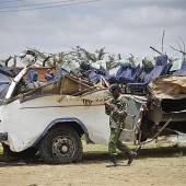 Kenia: 41 Tote bei Busunglück