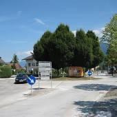 Kreisel-Sanierung in Altach abgeschlossen