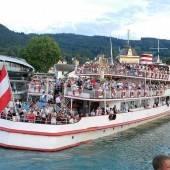 3500 Pilger kommen zur Wallfahrt auf hoher See