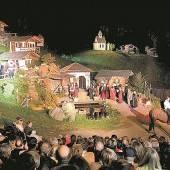 Die Montafoner Sagenfestspiele in Silbertal