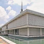 Moschee: Masjid Negara