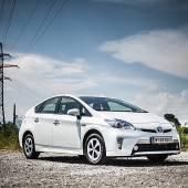 Prius ist E-Auto des Jahres