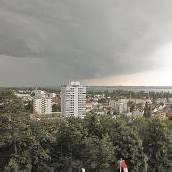 Mehr als 29.000 Blitze in nur vier Stunden