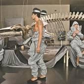 Science Fiction in einer Show mit Bodenhaftung