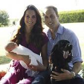 Prinz George von nebenan: Kritik an offiziellen Fotos