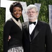 George Lucas mit 69 Vater geworden