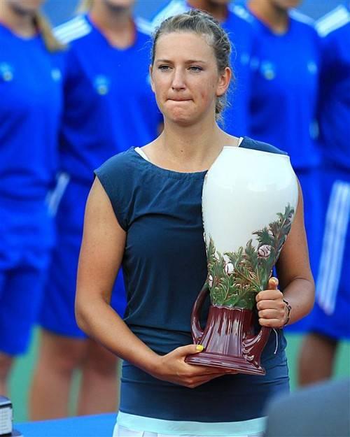 Drittel Titel in dieser Saison: Viktoria Asarenka. Foto: gepa