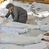 Syrien: Bis zu 1300 Tote durch Giftgas befürchtet