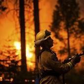 Kein Aufatmen im Kampf gegen gewaltige Brände