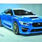Subaru zeigt WRX Concept