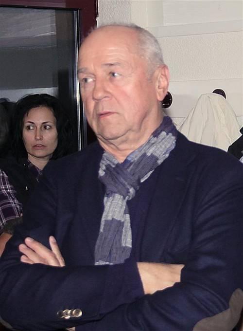 FCD-Präsident Arnold Streitler