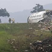 UPS-Frachtflugzeug abgestürzt