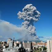 Großes Aufräumen in Kagoshima