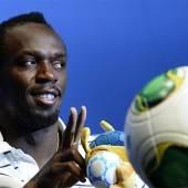 Bolt erhält Ticket für alle WM-Spiele
