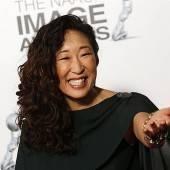 Sandra Oh hängt Arztkittel an den Nagel