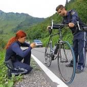Rennradfahrer tot aufgefunden