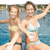 Heißer Juli rettete die Freibadsaison im Ländle