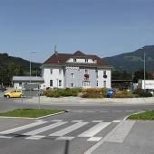 Mehr Parkplätze am Bahnhof Frastanz