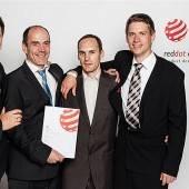 Red Dot award 2013 für einen Transportroboter