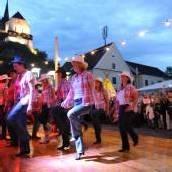 Marktplatz als Schauplatz für Sommerparty