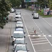 Verkehrschaos hat noch weiter zugenommen