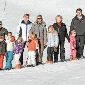 Prinz Friso starb 18 Monate nach tragischem Skiunfall in Lech