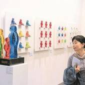 Die Kunstszene in Peking boomt: 798 Art District
