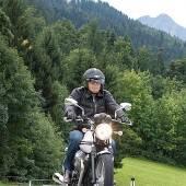 Zank in Hohenems rund ums Motorrad-Treffen