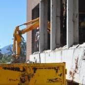 Baustart für neue Zentrale der Rettung
