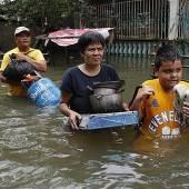 Taifun fegt über China: Lage spitzt sich weiter zu