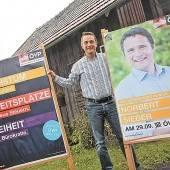 Über 100 Kandidaten fiebern im Land der Wahl entgegen