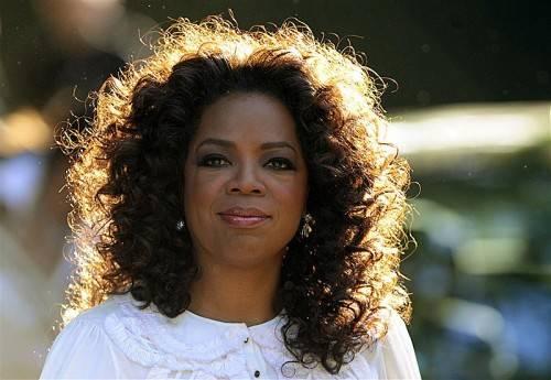 Oprah Winfrey sieht sich als Rassismus-Opfer. Foto: rts
