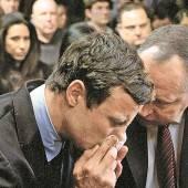 Pistorius steht ab März wegen Mord vor Gericht