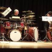 Poetischer Schlagzeuger
