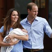 William holt für George Kindermädchen zurück