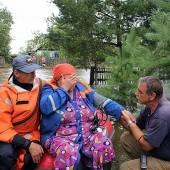 Hochwasserlage im Osten Russlands spitzt sich zu