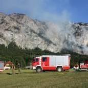 Enorme Hitze führte zu mehreren Waldbränden