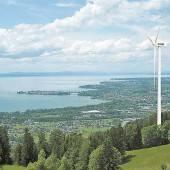 Wo aus Wind Energie wird
