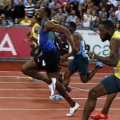 Bolt-Show ohne Rekord
