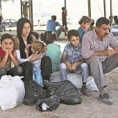 UNO-Inspektoren in Syrien unter Beschuss