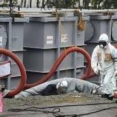 Atomruine: Täglich sickert belastetes Wasser ins Meer